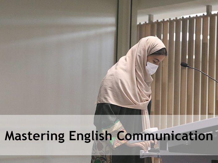 Mastering English Communication