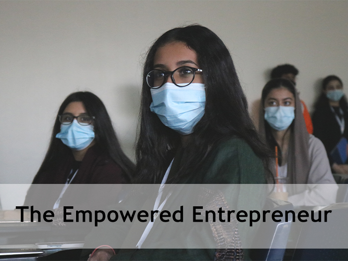 The Empowered Entrepreneur